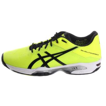 Baskets Basses Asics Gelsolution Speed  UK: 1.5W UK Infant  Chaussures de running homme - Noir-TR-B3-4  Navy with Grey & White  Navy with Grey vtZylhtR