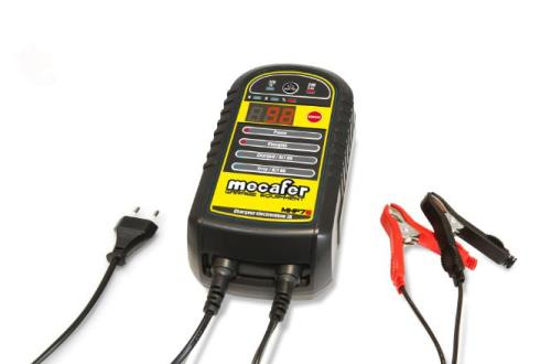 Mecafer - Chargeur batterie 150 W 3.5/1.75 A - MHF7E