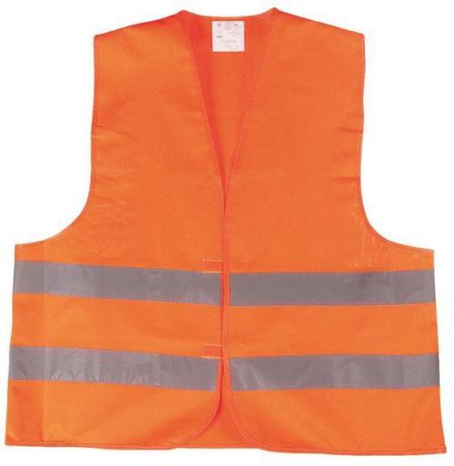 Sacla - Gilet de signalisation Eco orange XL