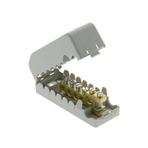 Onelec - Répartiteur de terre 25mm²-35mm²