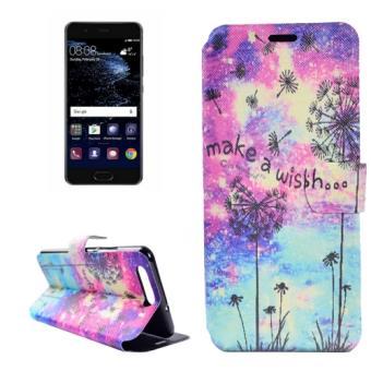Huawei P10 Housse Etui Cuir PU MAKE A WISH ALS17950 , Etui pour téléphone  mobile , Achat \u0026 prix
