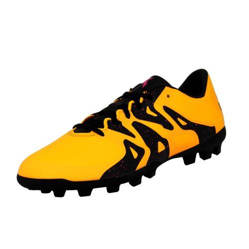 Adidas performance x 15.3 ag j <strong>chaussures</strong> de football enfant jaune