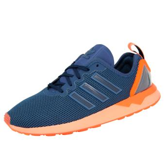 Adidas Originals ZX FLUX ADV Chaussures Mode Sneakers Homme Bleu Orange