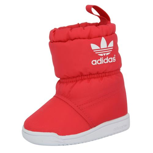 Adidas originals slip on boot i <strong>chaussures</strong> mode boots enfant rouge