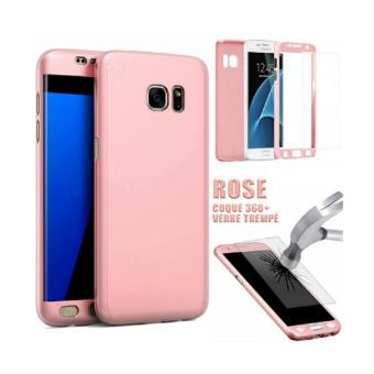 coque samsung galaxy a3 2016 rose or
