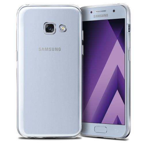 Kowi® Coque Samsung Galaxy A3 2017 - Coque Samsung Galaxy A3 2017 Etui Silicone Gel Housse Transparente
