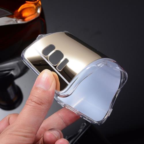coque samsung s8 silicone miroir
