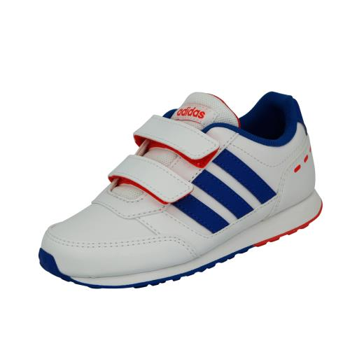 Adidas neo vs switch cmf c <strong>chaussures</strong> mode sneakers enfant blanc bleu
