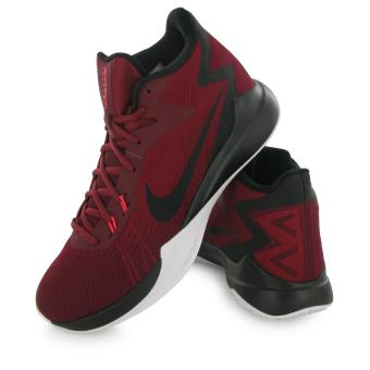 sports shoes 62ffb 3525b Nike Zoom Evidence Rouge, chaussures de basketball homme - Chaussures et  chaussons de sport - Achat   prix   fnac
