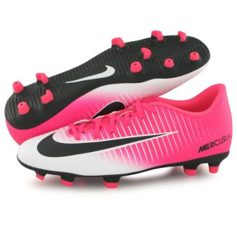 chaussure de football nike rose