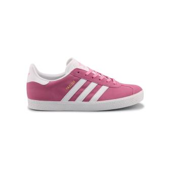 pas de taxe de vente c58fd b4438 Basket Adidas Originals Gazelle Junior Rose By9145