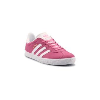 Basket Adidas Originals Gazelle Junior Rose By9145 - Chaussures et chaussons de sport - Achat & prix   fnac