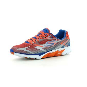 4 Adulte Skechers Chaussures Run Go 44 Et Orange Homme qxxREYwU