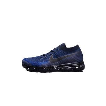 air vapormax flyknit bleu