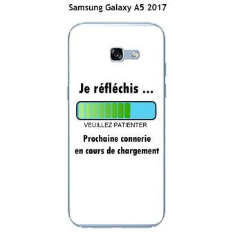 coque samsung a5 2017 texte