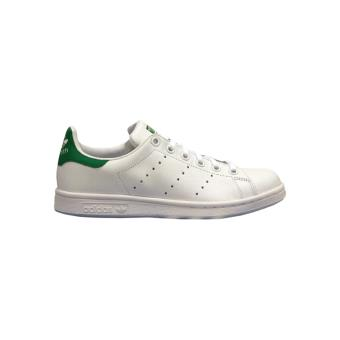 tout neuf fd604 1d76f Basket Adidas Originals Stan Smith Junior Blanc M20605