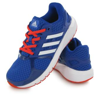 finest selection cef79 6a232 Adidas Performance Duramo 8 Bleu, chaussures de running enfant - Chaussures  et chaussons de sport - Achat   prix   fnac