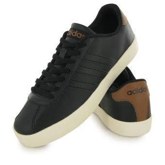 buy online f4221 5b256 Adidas Neo Court Vulc Noir, baskets mode homme - Chaussures et chaussons de  sport - Achat   prix   fnac