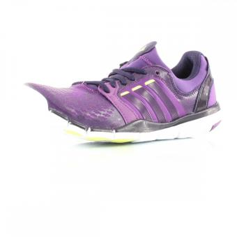 adidas Performance AdiPure Trainer 360 Violet - Chaussures Fitness Femme