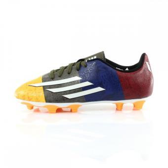 new style d20cc 995c1 Chaussures de football adidas performance F5 FG J Messi - Chaussures et  chaussons de sport - Achat   prix   fnac