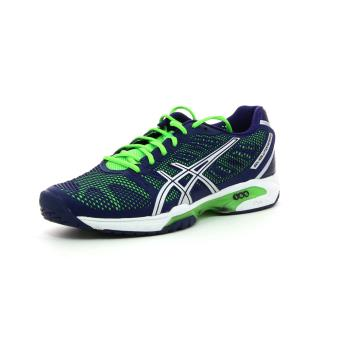 Asics Gel Solution Speed 2 Bleu 48 Chaussures Adulte Homme