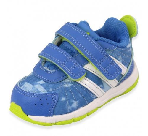 Snice 3 cf i blu <strong>chaussures</strong> bébé garçon adidas