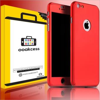 coque iphone 7 360 rouge