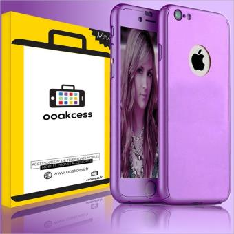 coque iphone 7 360 violet