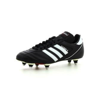 website for discount discount sale hot products Chaussures de Football Adidas Performance Kaiser 5 Cup Noir ...
