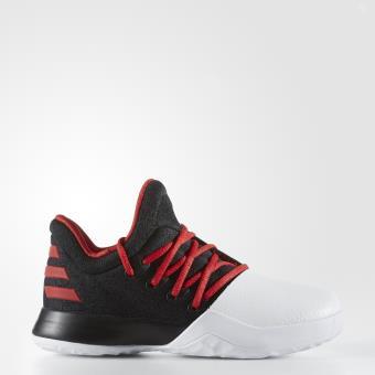 low priced 9c09c 6d159 ... spain adidas chaussures junior adidas harden vol. 1 noir rouge foncé  blanc chaussures et chaussons