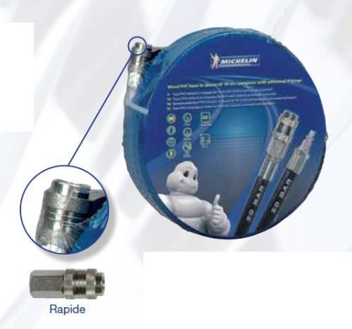 Michelin - Tuyau flexible PVC 10 mètres - 6711310800