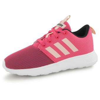 adidas neo rose et blanche