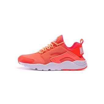 best cheap ffda0 1e9e1 NIKE AIR HUARACHE RUN ULTRA Basket Mixte Chaussures Orange Taille 40 -  Chaussures et chaussons de sport - Achat  prix  fnac