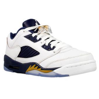 low priced 66ba9 107b2 Montantes Nike Air Jordan 5 Retro Low Enfants - Chaussures et chaussons de  sport - Achat   prix   fnac