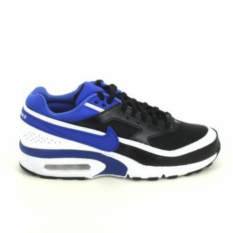 air max noire et bleu