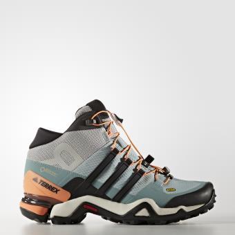 Mid Vert Terrex Femme R Chaussures Adidas Gtx Fast Pâle w7qO0SgX