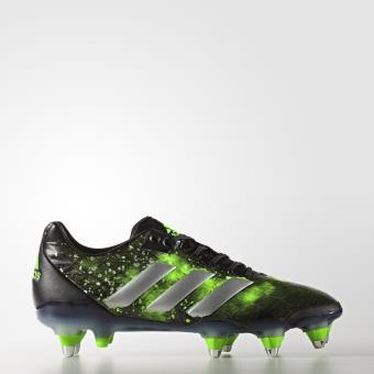 super popular a1ca2 08329 Adidas - Chaussures adidas adipower Kakari SG - noirargentvert fluo -  Chaussures et chaussons de sport - Achat  prix  fnac