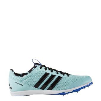 buy popular d5aca 1230d Adidas - Chaussures femme adidas dathlétisme distancestar - bleu  clairnoirbleu - Chaussures et chaussons de sport - Achat  prix  fnac