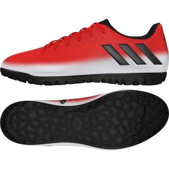 huge selection of 4c2df 2df59 Adidas Chaussures Messi 16.3 TF rouge noir blanc Pointure 46 2 3 Adulte  Homme - Chaussures et chaussons de sport - Achat   prix   fnac
