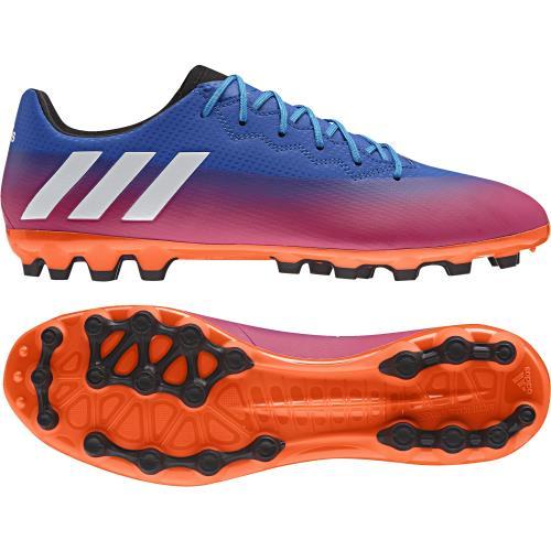 Adidas Chaussures adidas Messi 16.3 AG bleublancorange
