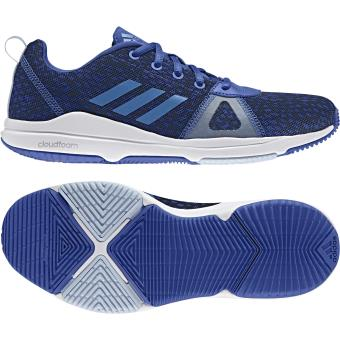 pas mal e1352 38d51 Adidas - Chaussures femme adidas Arianna Cloudfoam - - bleu/bleu  métallisé/bleu ciel