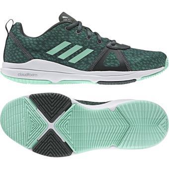 Adidas Chaussures Arianna Cloudfoam vertturquoisevert