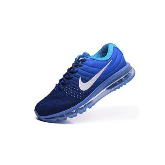50% off sold worldwide another chance Baskets Nike Air Max 2017 Mixte, Chaussures de Running Mixte bleu ...