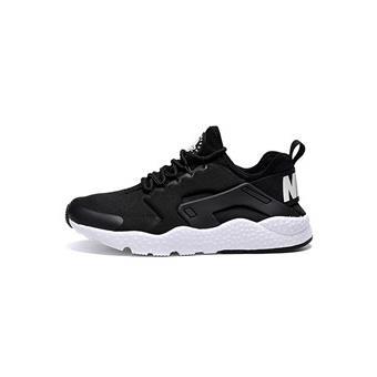 sale retailer 01343 b1326 NIKE AIR HUARACHE RUN ULTRA Basket Mixte Chaussures noir et blanc Taille 39  - Chaussures et chaussons de sport - Achat   prix   fnac