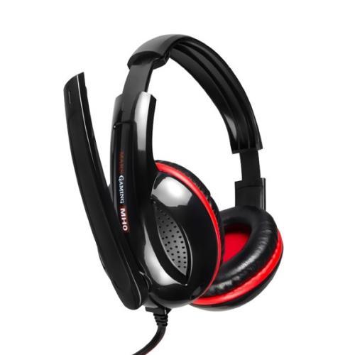 Si vous êtes passionné d´informatique et d´électronique, si vous êtes à la pointe de la technologie et qu´aucun détail ne vous échappe, achetez Tacens Mars Gaming MH0 Casque+ Microphone 40mm Ultra Bass au meilleur prix.Type: MicrophoneType: EcouteursMarqu