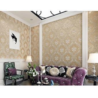 Papier Peint Contemporain Pour Revetement Mural A Motif Floral