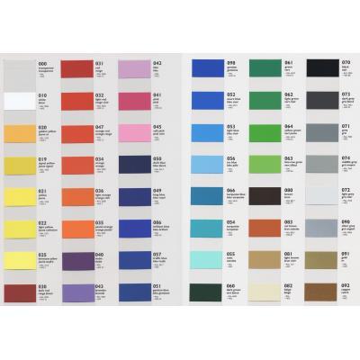 Finition STI-METRE Autocollant Stickers au mètre couleur Orange Mat Ref