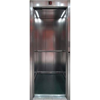 Papier peint pour porte trompe l oeil déco Ascenseur réf Pa03