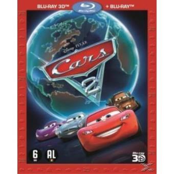 Cars 2 3D-Edition