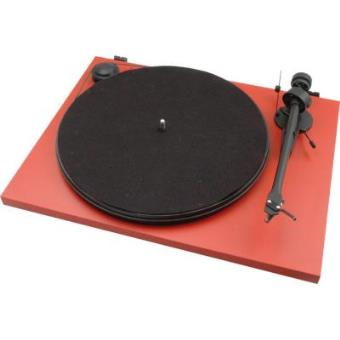 PRO-JECT ESSENTIAL II PHONO USB RED